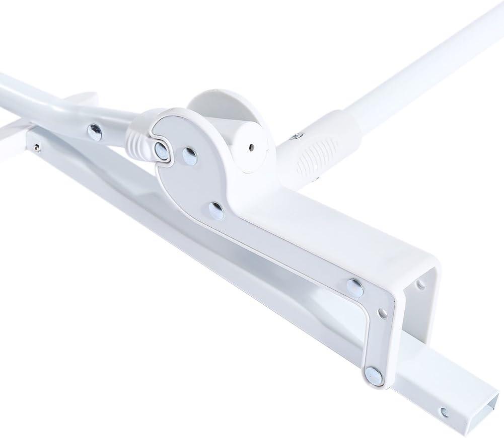 Gototop Barri/ère de s/écurit/é rabattable pour lit de b/éb/é 150//180/cm 150cm rose