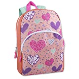 """Best Emoji Backpacks For Kids - Trail maker Character Backpack (15"""") with Fun Fashionable Review"""