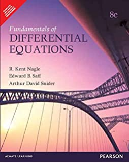 Fundamentals Of Differential Equations 8th Edition Solutions Manual Pdf