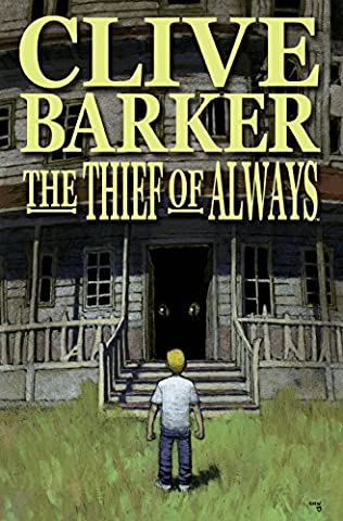 book cover of The Thief of Always