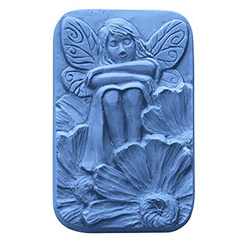 Milky Way Fairy Soap Mold Tray - Melt and Pour - Cold Process - Clear PVC - Not Silicone - MW 207