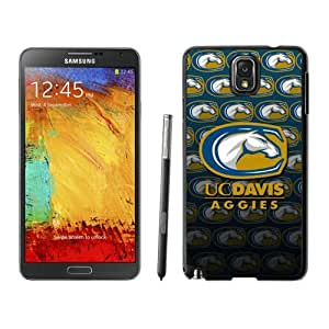 Sports Samsung Galaxy Note 3 Case Ncaa Big Sky Conference Uc Davis Aggies 11 Ball Games Design Cellphone Protector