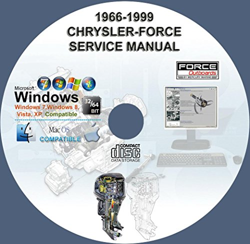 (Chrysler N Force Outboard Motor Service Manual Library)
