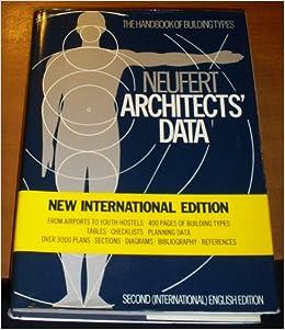 Neufert Architects Data Book