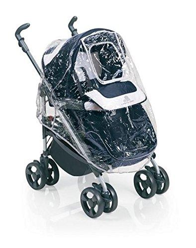 Cubierta impermeable original Cam para carrito y cochecito Trio Cam