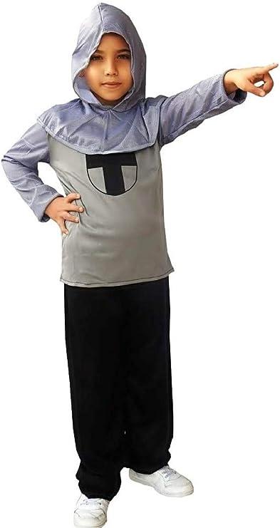 Disfraz de caballero infantil carnaval templario talla s 3/4 años ...