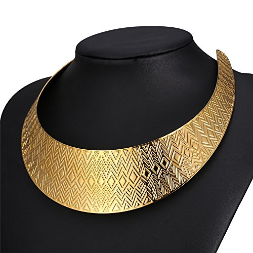 U7 Necklace Stainless Statement Necklaces