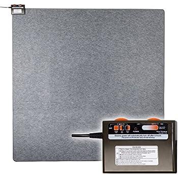 Amazon Com Radiant Floor Heater Under Rug Portable Pad