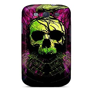 ColtonMorrill Samsung Galaxy S3 Scratch Resistant Cell-phone Hard Covers Allow Personal Design Nice Guns N Roses Image [ekl20157NPyn]