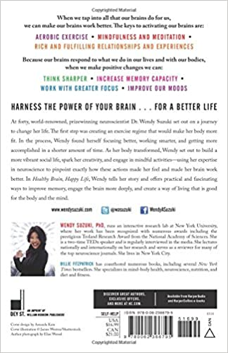 Healthy Brain, Happy Life: A Personal Program to to Activate Your ...