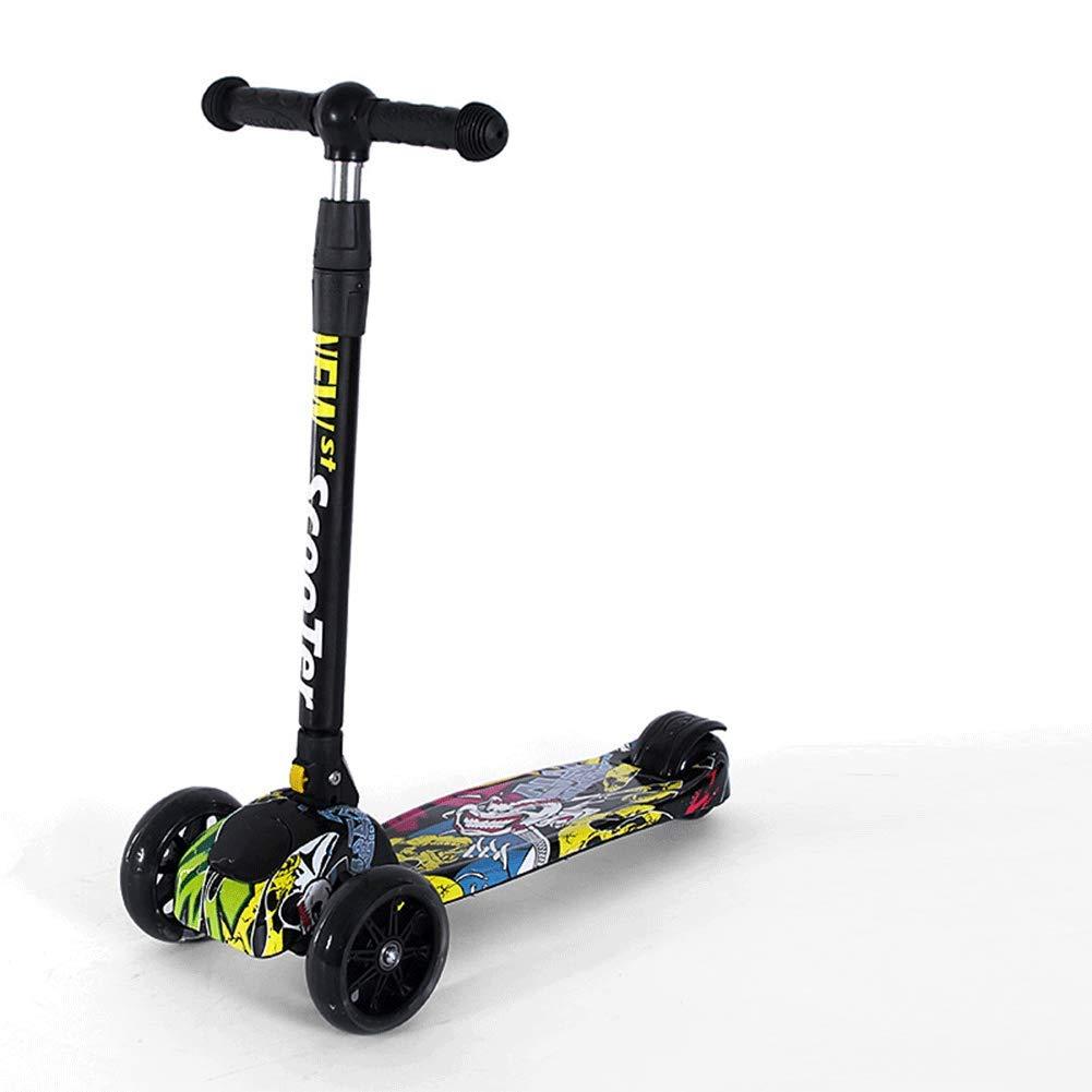 calidad garantizada B PL Scooter para Niños, Scooter Scooter Scooter Plegable para Niños De 2 A 10 Años, Tres Colors Opcionales  Envio gratis en todas las ordenes