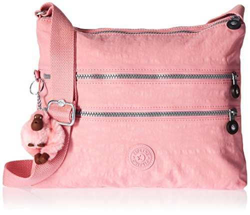 Crossbody Bag Scallopink Solid Alvar Kipling Yx6qZZ
