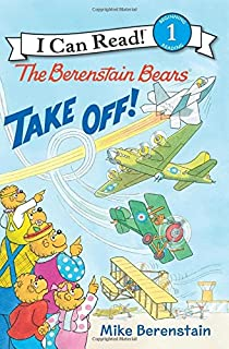 Book Cover: The Berenstain Bears Take Off!