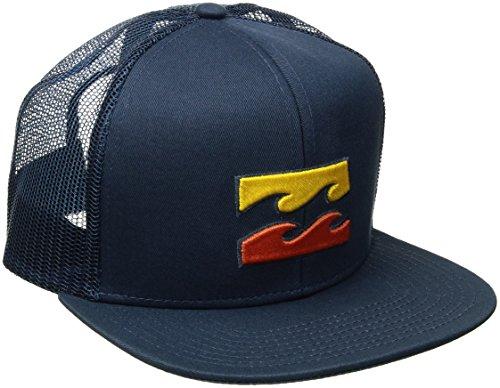 Billabong Men's All Day Trucker Hat, Dark Slate,