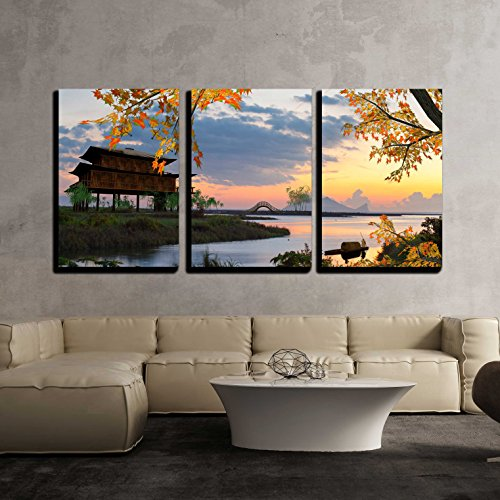 Beautiful Landscape for adv or Others Purpose use x3 Panels