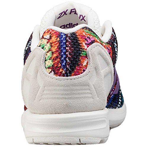 4UK 2 Flux adidas Shoes EU Originals Shoes White Off Grape Mid ZX 36 3 4xqOxwavA