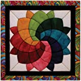 Quilt Magic 12-Inch by 12-Inch Blossom Kit