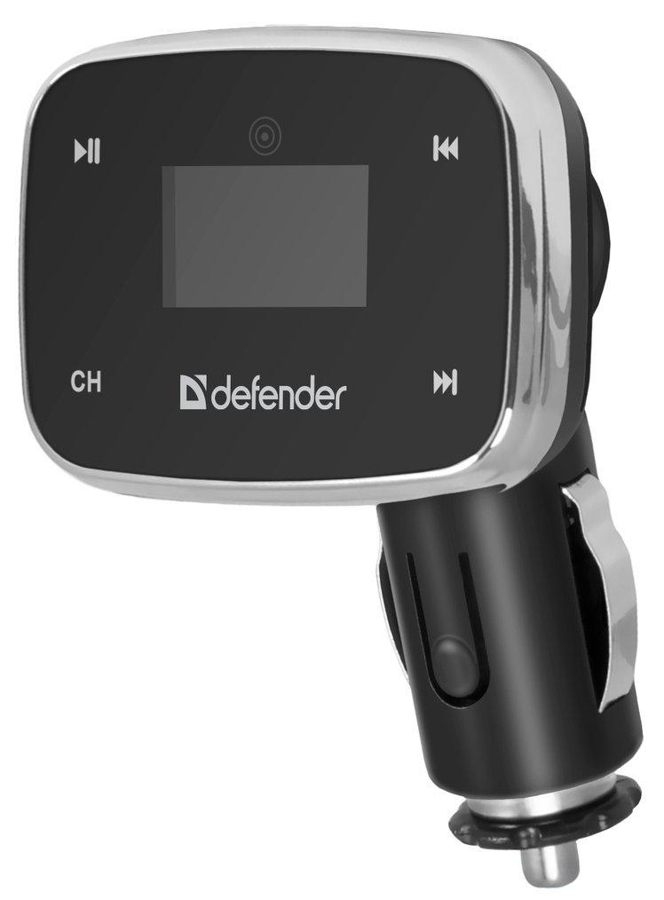 Defender FM Transmitter RT-Audio Remote Control Line-in 4333125819