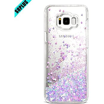 purchase cheap 3e22b b92a3 Amazon.com: Samsung Galaxy S8 Plus Case, xenoza Flowing Water ...