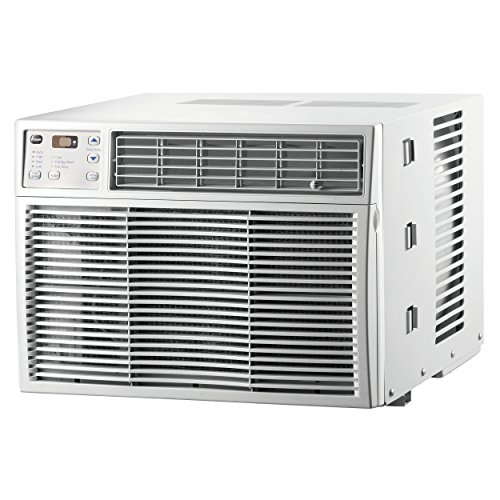 Tosot TWAC12-C116RE4 12000 BTU Window Air Conditioner with Remote Control, Small, White