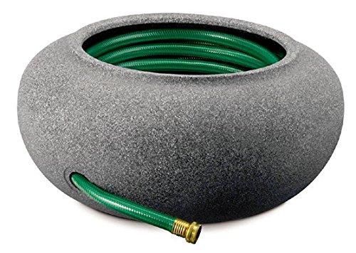Akro Hose Pot Black Granite