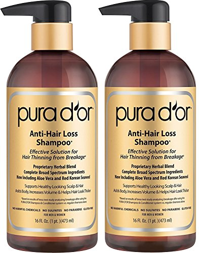 Pura Dor Gold Label Anti Hair Loss Bundle