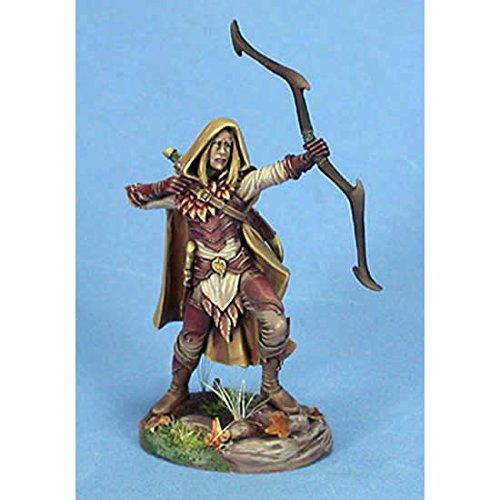 (Male Wood Elf Archer Miniature Visions In Fantasy Dark Sword Miniatures)