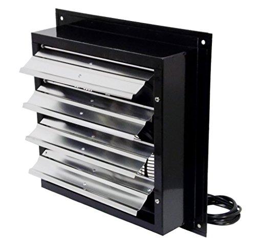 XFS Exhaust Fan w/ Shutters 24 inch 4700 CFM Direct Drive XFS24 XFS Exhaust Fan w/ Shutters 24 inch 4700 CFM Direct Drive XFS24