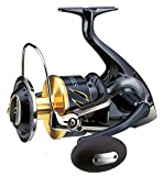 Shimano Stella SW STL30000SWB Spinning Fishing Reel, Gear Ratio: 4.4:1  Review