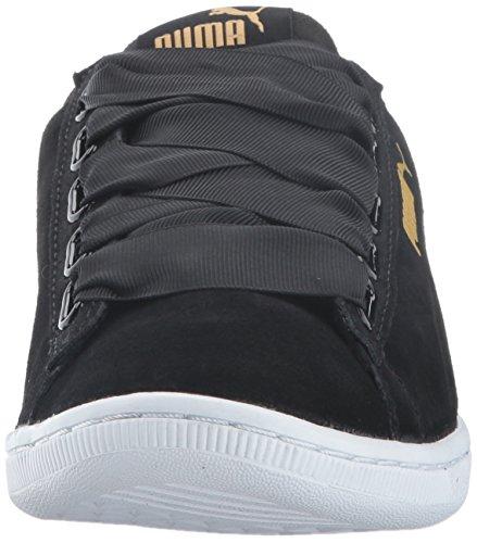 Black Vikky Ribbon Puma Black Women's puma Sneaker Puma EF1E50xwq
