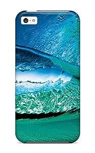BKGtllr3508badCM Ocean Fashion Tpu 5c Case Cover For Iphone