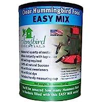 Songbird Essentials SE629 Clear Hummingbird Nectar, 24 Ounce