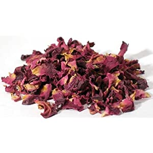 Red Rose Buds & Petals 1oz * 3