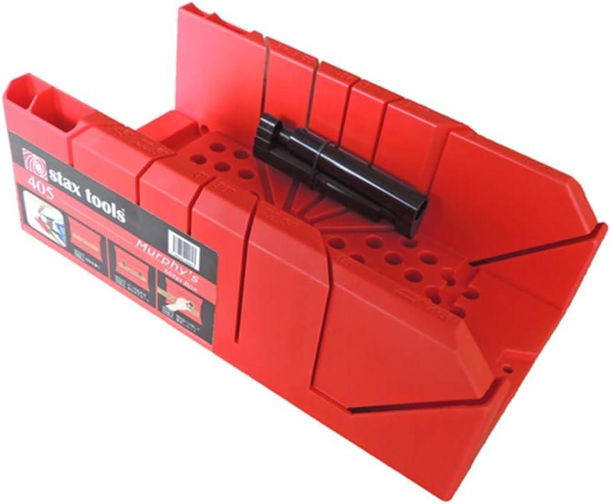 stax tools(スタックスツールズ) マーフィーズ マイターボックス 鋸ガイド 405