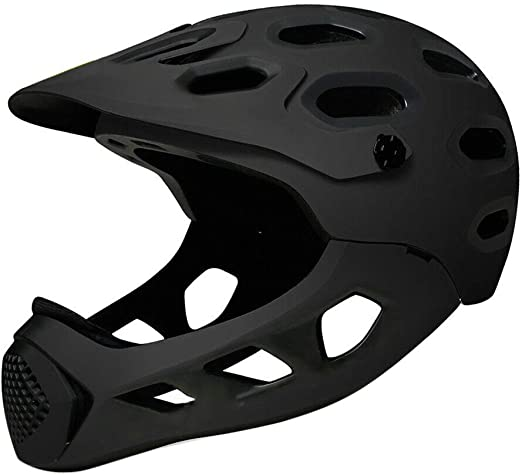 gainvictorlf Protective Helmet Adult Full Face Motorcycle Off-Road MTB Bicycle Safety Head Protective Helmet