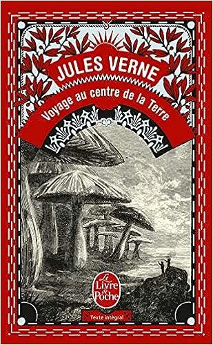Amazon Fr Voyage Au Centre De La Terre Jules Verne Livres