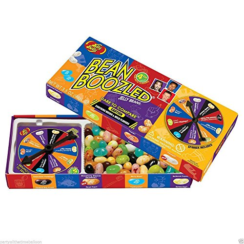 4TH EDITION JELLY BELLY BEAN BOOZLED CANDY GAME 2 Boxes U.S Top SelleR! ()