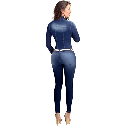 Lowla Denim Jumpsuit Romper for Women | Enterizos Colombianos De Mujer at Amazon Womens Jeans store