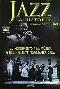 Jazz, la historia [DVD]