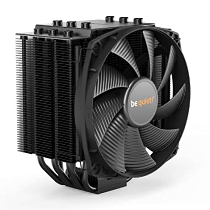 Amazon Com Be Quiet Bk021 Dark Rock 4 Cpu Cooler Fan And Extremely