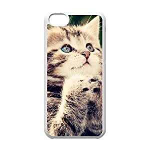 3D Bumper Plastic Case Of Fox customized case For Iphone 4/4s