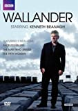 Wallander (Faceless Killers / The Man Who Smiled / The Fifth Woman) - [Cover Art May Vary]
