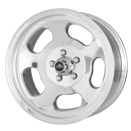 American Racing Hot Rod Ansen Sprint VNA69 Polished Wheel ()