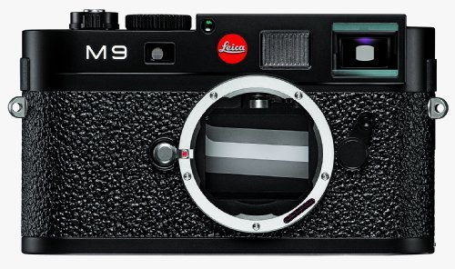 Amazon Leica M9 18MP Digital Range Finder Camera Black Body Only Slr Cameras Photo