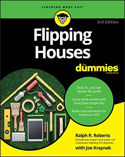 Flipping Houses For Dummies by DUMMIES