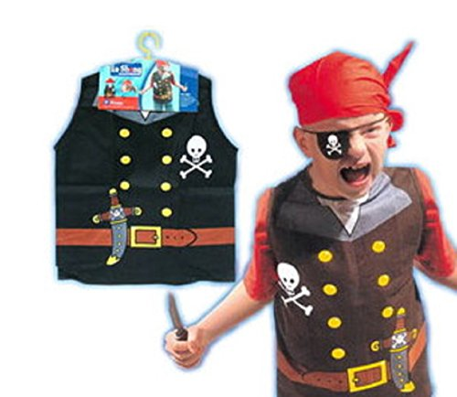 [ShonanCos Kids Costume Role-Playing Clothes Pirates Halloween Cosplay] (Joker Costumes Kids)