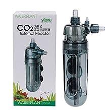 High efficiency External Turbo CO2 Reactor Diffuser 12/16mm for Aquarium Plants Atomizer