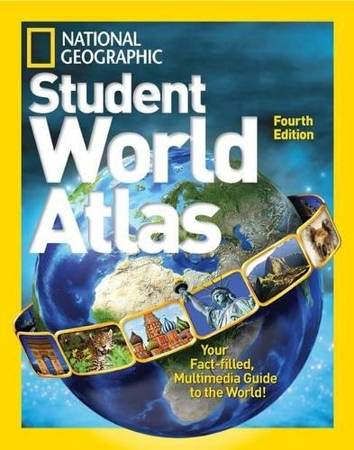 World Atlas (National Geographic Student World Atlas)