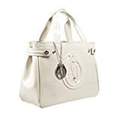 Armani Jeans 922526 CC855 Top Handle Bag Beige 31 x 22 x 11 cm  Amazon.co.uk   Shoes   Bags df7b1fcfd1ab9