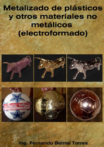 Metalizado de plasticos y otros materiales (electro formado) (Spanish Edition) by [